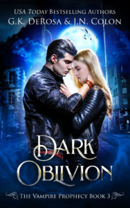 Dark Oblivion ebook 300 DPI