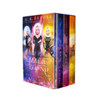 MAGIC BOUND TRILOGY BOX SET -TRANSPARENT BG